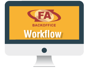 FA BACKOFFICE Workflow